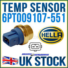 HELLA COOLANT TEMPERATURE SENSOR FITS GOLF Mk II 1.8 GTI G60 04.90-07.91
