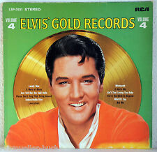 "12"" Vinyl ELVIS PRESLEY - Elvis´ Gold Records Vol.4"