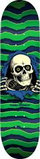 Powell Peralta Ripper Green 8.75 x 32.95 Skateboard Deck