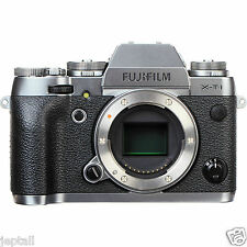 "Fujifilm X-T1 XT1 Body 3"" Graphite Silver Edition DSLR Digital Camera Jeptall"
