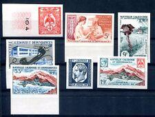NOUV CALEDONIE 1960 Yv 296-301 ** POSTZFRISCH UNGEZÄHNT (J2428