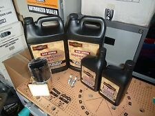 service kit for Harley Davidson evolution models  special deal black filter