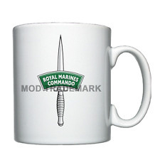 Commando Dagger, Royal Marines - Personalised Mug / Cup