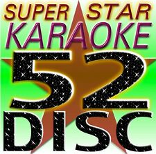 SuperStar Karaoke CD+G Single Artist 56 Disc+Best 2010Tom Jones,Santana,Madonna