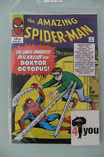 9.6 NM+ NEAR MINT+ AMAZING SPIDER-MAN  # 11 GERMAN EURO VARIANT WP YOP 1999