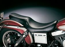 Le Pera 2 Up Silhouette Seat For 1996-2003 Harley-Davidson Dyna Wide Glide