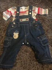 Boys Pumpkin Patch Outfit  0000 - EUC