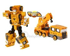 New Transformers Diecast Lifter Crane Construction Vehicle Cars Model Toys