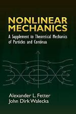 Nonlinear Mechanics : A Supplement to Theoretical Mechanics of Particles and...