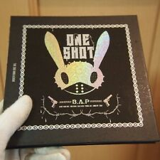 Used_CD BAP 2nd Mini Album One Shot Korean Import Free Shipping FROM JAPAN BV41