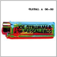 Global A Go-Go - Joe & The Mescaleros Strummer (2012, CD NEU) Remastered