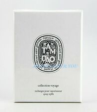 DIPTYQUE FRANCE TAM DAO EAU DE TOILETTE 3 SPRAY REFILLS 36 ML 0.4 FL.OZ EACH NEW