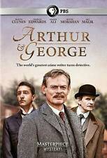Masterpiece: Arthur and George (DVD, 2015) sealed PBS