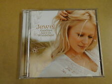 CD / JEWEL ‎– GOODBYE ALICE IN WONDERLAND