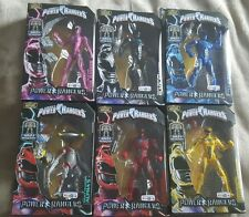 NEW Power Rangers Movie 2017 Legacy Figures Set of 6 SOLD OUT!