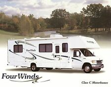 Prospekt brochure USA Four Winds Class C Motorhomes 2003 Reisemobil Wohnmobil