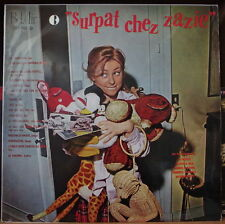 """SURPAT CHEZ ZAZIE"" FUN COVER FRENCH LP BEL-AIR"