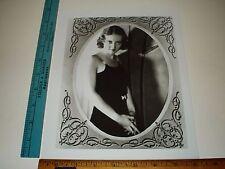 Modern 8x10 Young Legendary Actress Bette Davis Jezebel Photo