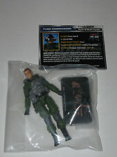 "2015 G.I. GI Joe SDCC Exclusive Crimson Strike 50th Ralph ""Steeler"" Pulaski NIP"