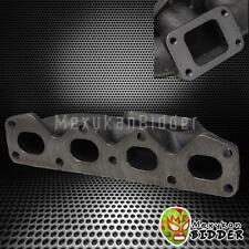Cast Iron Turbo Exhaust Manifold For 90-93 Mazda Miata MX-5 1.6L B6ZE Keep AC/PS