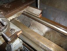 Colchester Lathe Bed Way Wipers For Student 1800 and Master 2500