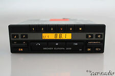 Becker radio cassette Europe 2000 be1100 Oldtimer youngtimer mercedes porsche