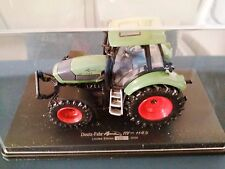 TRACTOR DEUTZ TTV1 145 1:43 COLLECTIBLE DIECAST UNIVERSAL HOBBIES 6065
