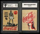 MUHAMMAD ALI Coca Cola Type 1 Advertising PROMO CARD GRADED GEM MINT 10