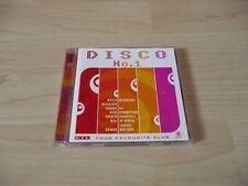 Doppel CD Disco No. 1: Lasgo Kylie Minogue Alcazar Daddy DJ Safri Duo Scooter