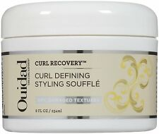 Ouidad Curl Recovery Curl Defining Styling Souffle 8 oz