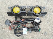 JDM HONDA ACCORD 96-97 (CD5,CD6) YELLOW FOG LIGHTS & WIRE HARNESS OEM