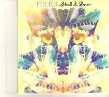 (DR689) Folks, Skull & Bones - 2012 DJ CD