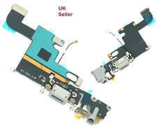 "iPhone 6 6G (4.7"") Charging  Port & Mic & Headphone Jack Flex Cable grey + TOOLS"