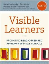 Visible Learners: Promoting Reggio-Inspired Approaches in All Schools-ExLibrary