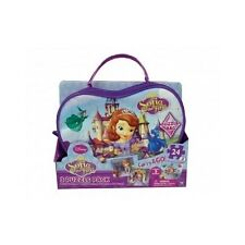 Disney Characters Carry and Go Jigsaw 3 Pack Puzzle in a Bag Sofia the First