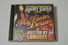 Jimmy SWAG-IT 's customary down/Lumidee-The Lost Tape 2-cd G-Unit 50 cent PROMO