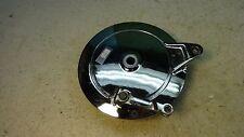 1986 Yamaha XV1100 Virago XV 1100 Y256-1. rear brake plate hub drum