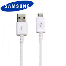 Samsung Original Genuine Micro USB Data Charger Cable for Galaxy S4 S6 S7 Edge