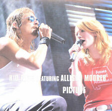 Kid Rock Featuring Allison Moorer Picture Lot B 2002 cd 3 Tracks