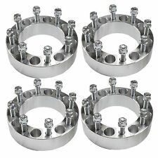 "4 PCS Chevy Silverado 2500 Wheel Spacers | 2.0"" Thick 