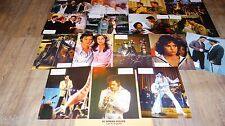 LE ROMAN D' ELVIS ! john carpenter jeu 16 photos cinema lobby cards fantastique
