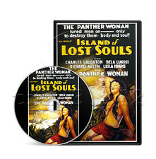 Island of Lost Souls (1932) Horror, Sci-Fi Movie/Film on DVD