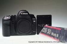 CANON EOS 5D Mark II Body 21.1MP Digital Camera Excellent+