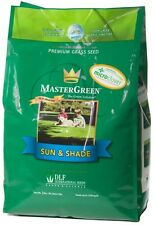 MasterGreen 3 lb. Sun and Shade South Grass Seed with Micro Clover Mixed High