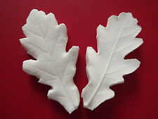 Double Oak Leaf Veiner sugarcraft mould cake decorating food grade