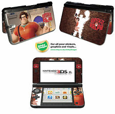 Wreck-it Ralph Vinyl Skin Sticker for Nintendo 3DS XL