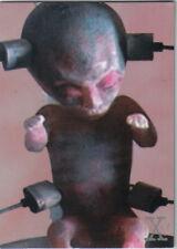 Archivos X Contacto Alien Visitations tarjeta A1