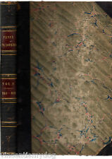 The Penny Cyclopaedia of the Society for the Diffusion.. volume 5 (1836 hardback