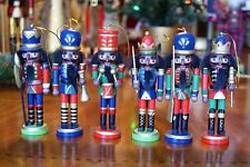 African American Ethnic Black Nutcracker Ornaments