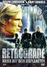 Retrograde - Krieg auf dem Eisplaneten (Dolph Lundgren) top Sci-Fi - DVD !!!!!!!